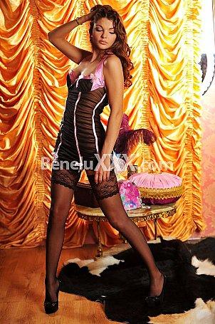 Ada A-level escort girl à Bruxelles