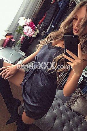 Milana escort girl à Bruxelles